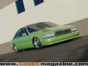 1998 Chevrolet Caprice The Grinch