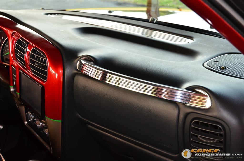 Custom Chevy S Gauge