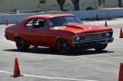 Red Chevy Nova