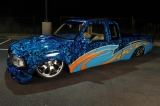 Custom Painted 2000 Ford Ranger