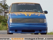 Jonathon Bettis sweet 1985 Chevrolet Astro