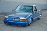 Megan Ostrolecki 1994 Chevrolet S10