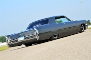bagged 1966 Cadillac Coupe De Ville from detroit