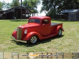 Mike McAllister 1936 Ford Pick UP