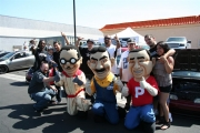 Pep Boys Speed Shop grand opening las vegas 2012