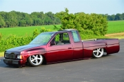 bagged 1996 Nissan Hard dody