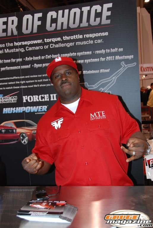 Car Builder/ Rap Star Funk Master Flex SEMA 2010