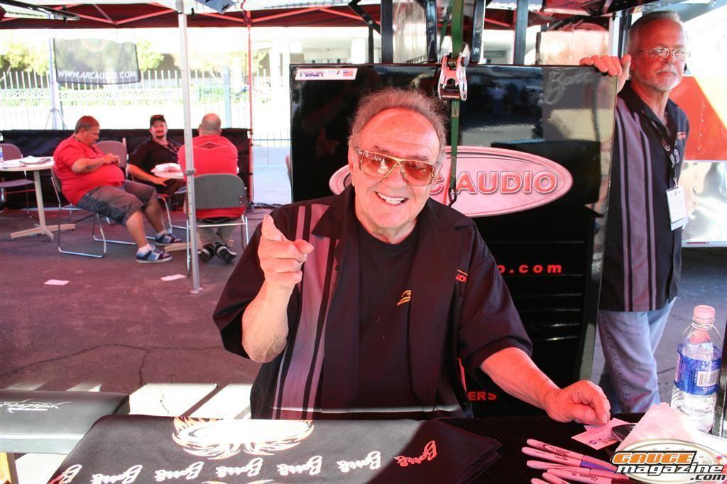 Georget Barris Legendary Hollywood Car Builder SEMA 2010