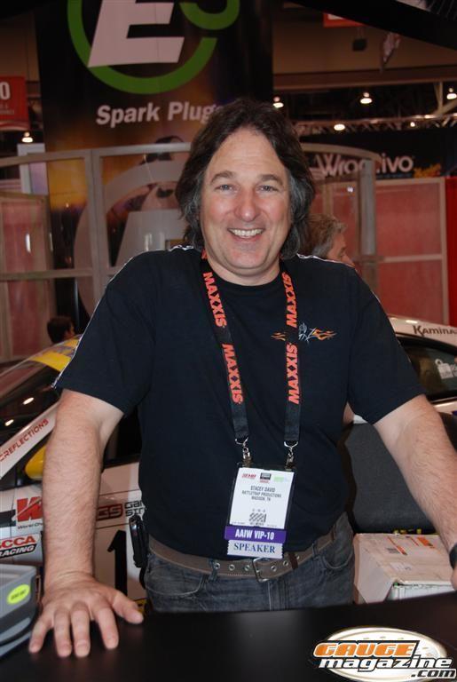 Stacy David Gearz TV SEMA 2010