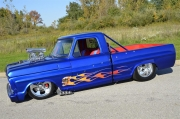 Lowered 1967 Ford F100