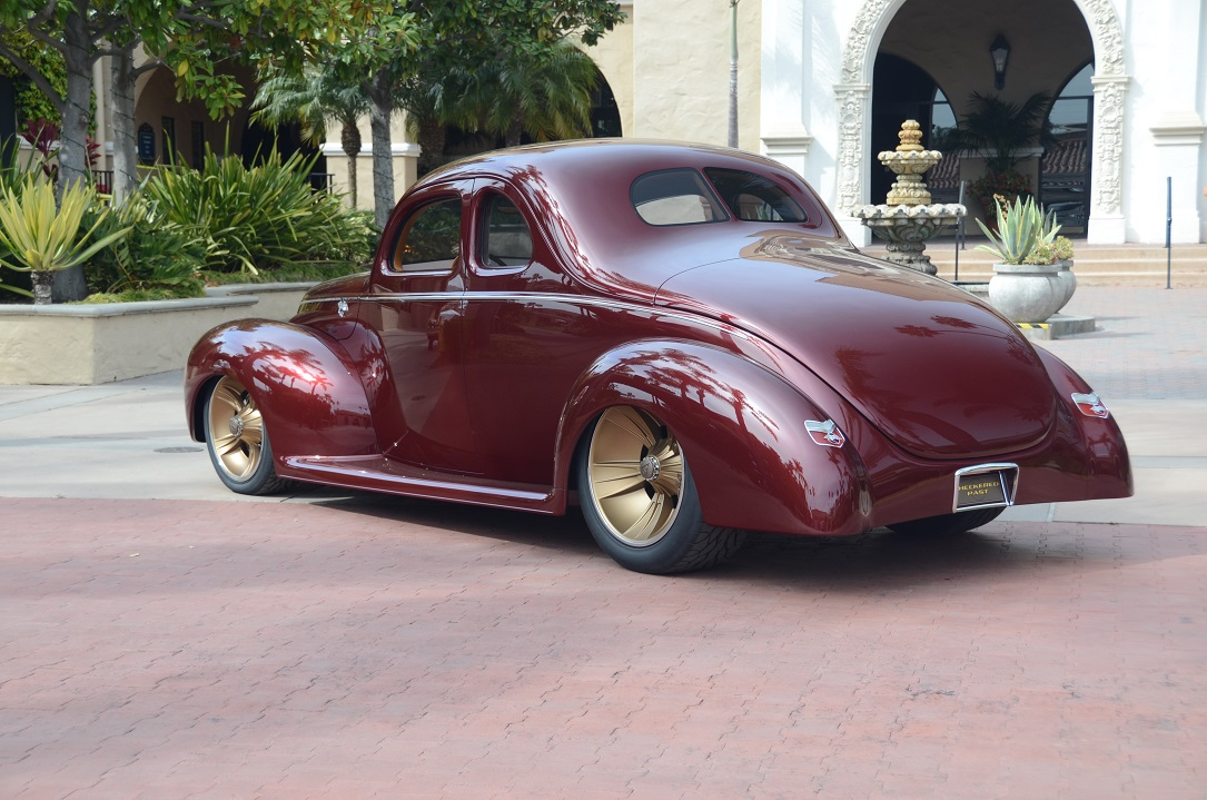 1940 ford good guys
