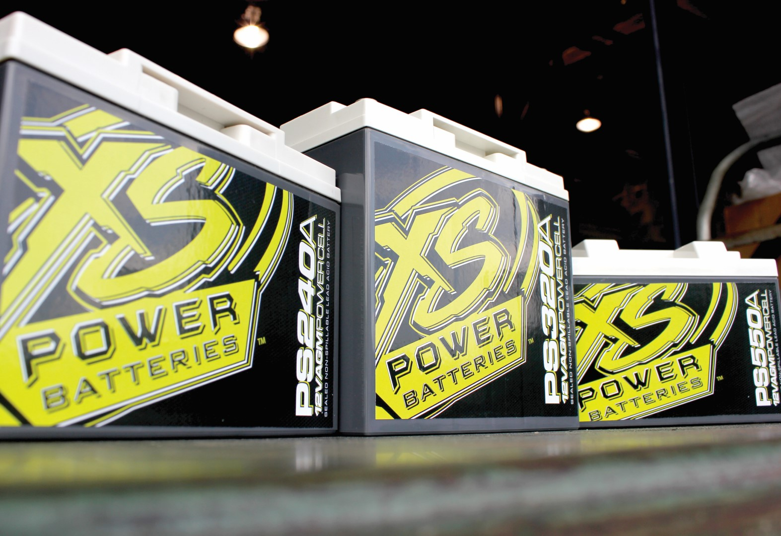 XS Power battery for UTV and