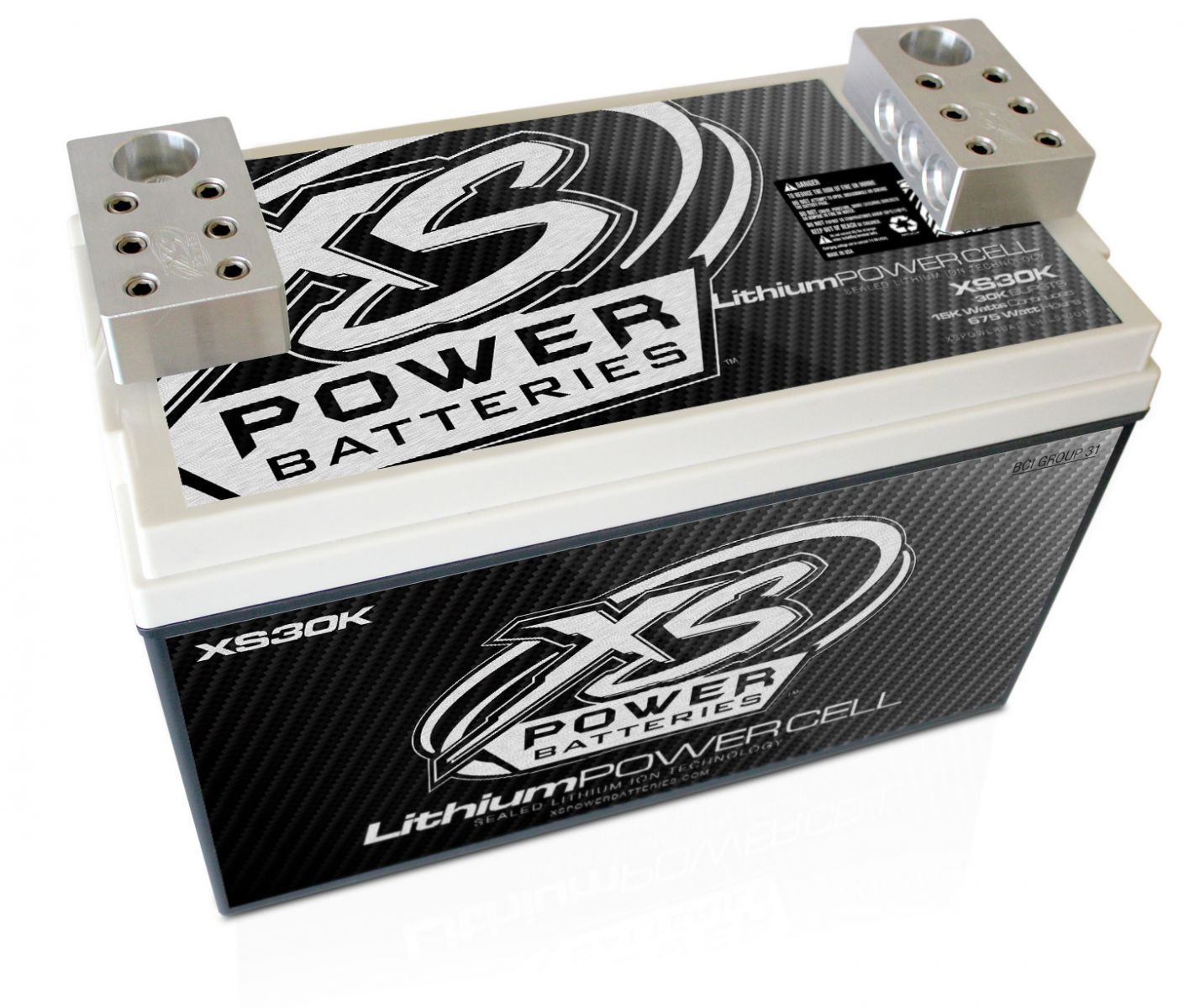 XS Power Lithium Battery