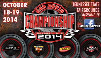 car audio championshp 2014
