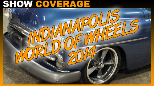 Indianpolis World of wheels 2014
