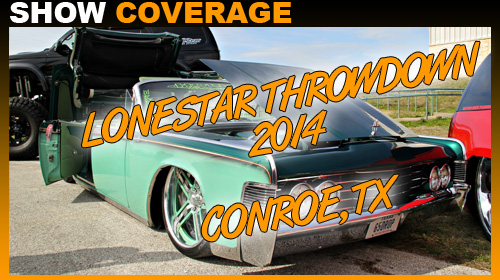 Lonestar throwdown texas 2014