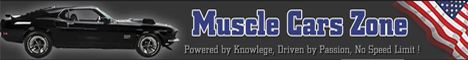 muscle cars on the web
