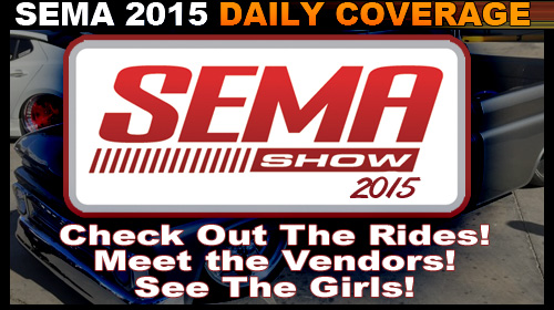 Daily SEMA 2015 Photos