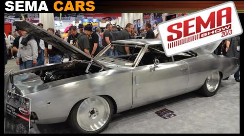 Cars of SEMA 2013