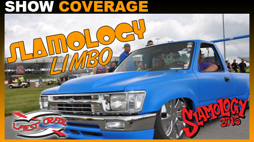 Slamology 2015 Lowest Vehicle Limbo Contest