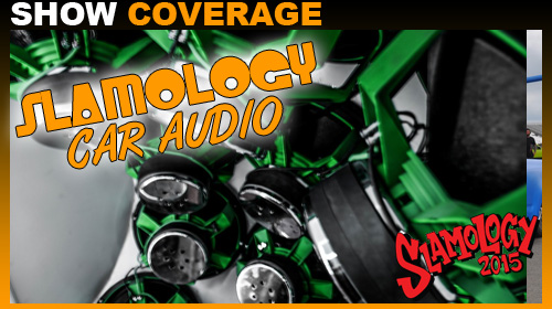Slamology Car Audio Contest 2015