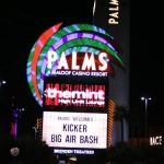 Kicker Big Air Bash 2010 Las Vegas, NV. PALMS CASINO