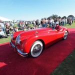 Winners of the 24th 2010 Santa Barbara Concours D'Elegance