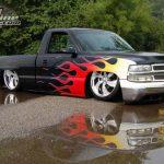 1999 Chevy Silverado Dropped