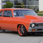 1972 Chevy Nova Custom owned by Bryan Millhouse
