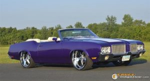 1972 Oldsmobile Cutlass owned by David Johnson