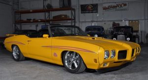 1970 Pontiac GTO Judge owned by Matt Neubert