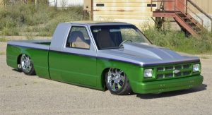 1988 Chevy S-10 owned by Matt Coulthurst