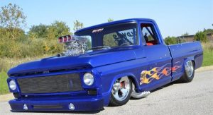 1967 Ford F-100 owned by Wes Adkins