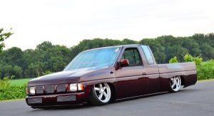 1996 Nissan Hardbody owned by Richard Big Deuce