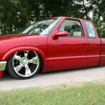 2002 Chevy S-10 owned by Steve Boles