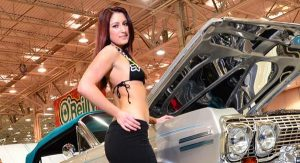 Gauge Girl March 2013 Jessica Whyde