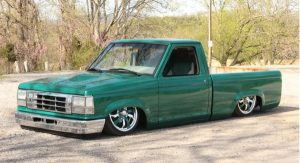 1992 Ford Ranger owned by Ronnie Wells