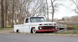 1966 Chevy C-10 owned by Aron Durard