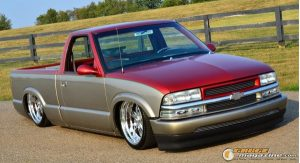 1998 Chevy S-10 owned by Dave Wearley