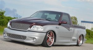 2002 Ford SVT Lightning owned by Joel Buchanan