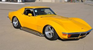 1972 Chevy Corvette owned by Dave and Steve Grybel