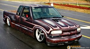 1998 Chevy S10m owned by Matt Davis