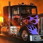 Bob Motz Semi Truck