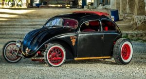 1968 Volksrod VW Beetle owned by Chad Fish