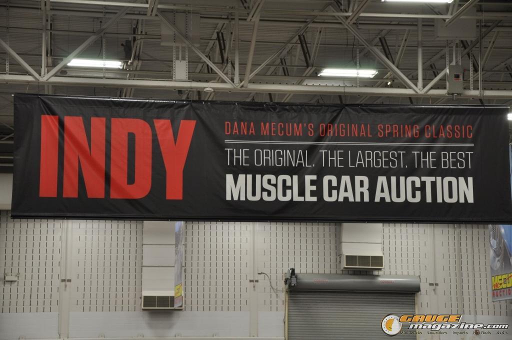 Mecum Auto Auction 2014 - Gauge Magazine