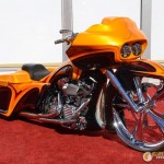 Motorcycles of SEMA Show 2014
