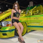 SEMA Hotties 2014