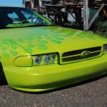 1996 Chevy Caprice on Air Suspension