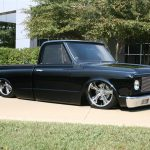 1972 Chevy C-10 on Air
