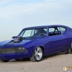 1969 Chevy Chevelle on Air Suspension